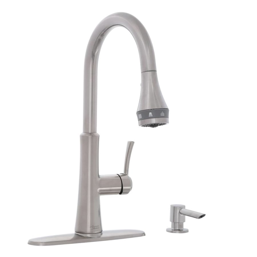 Brand NEW American Standard Huntley Kitchen Faucet in Stainless Steel