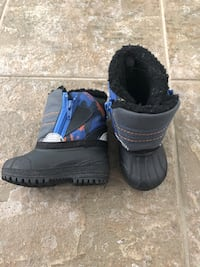 Baby Boots Size 3 Whitchurch-Stouffville, L4A 0L9