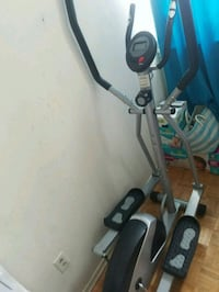 black and gray elliptical trainer Mississauga, L5B 1V2