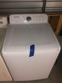 White Samsung Washer Works 100% Guaranteed Laurel