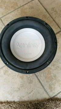 """Infinity Kappa Perfect 10"""" woofer Middle River, 21220"""