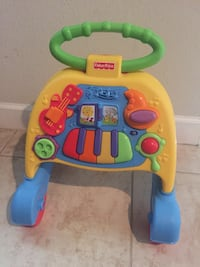 Fisher Price push/walk toy  768 mi