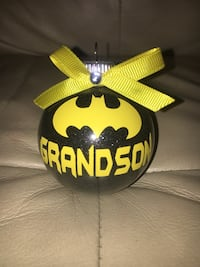 Batman ornament San Antonio, 78242