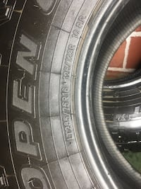 285/75/16LT toyo tires 100$ for two Thousand Oaks, 91360