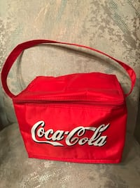 Insulated Coca Cola lunch bag