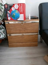 2 Nightstand with drawers