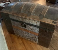 Antique Steamer Trunk Portland, 97222