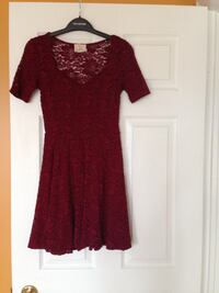Urban Outfitters Holiday Dress