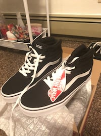 High Top Vans Size 7 Saint Cloud, 56303