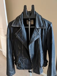 Distressed Leather Jacket Chestermere, T1X 0E8