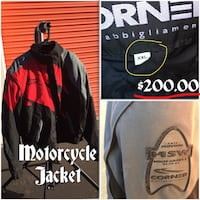 Motorcycle jacket Vancouver, 98686