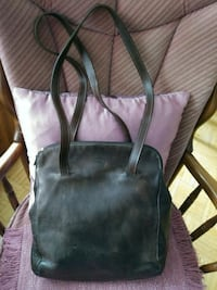 Roots Genuine Leather bag