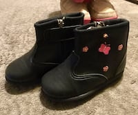 Girls ankle boots - size 6 Langley, V1M 2G2