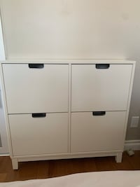 Hemnes shoes cabinet from IKEA  Pointe-Claire, H9R 3V5