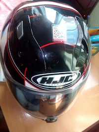 Casco HJC FG-17 PHOENIX 15-M  - MC1-ROJO MADRID