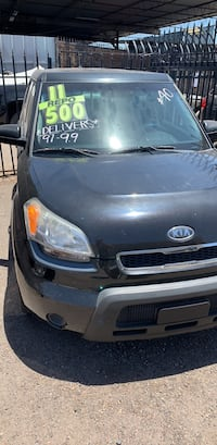 2011 Kia Soul FREE GAS for a YEAR! Phoenix