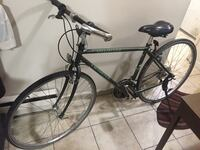 black and gray road bike Montreal, H8S 4G8