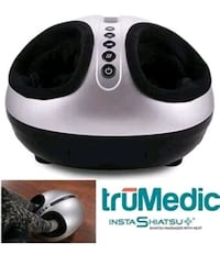 BRAND NEW - IS 4000 Foot Massager by TruMedic