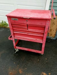 US General tool cart Centreville, 20120