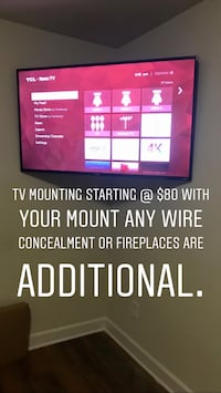 TV Mounting Decatur
