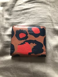 Marc by Marc jacobs leather wallet sophisticado leopard print ! Toronto, M8X 2E5