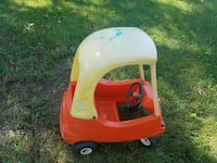 toddler's yellow and red Little Tikes ride on toy Lorain, 44055