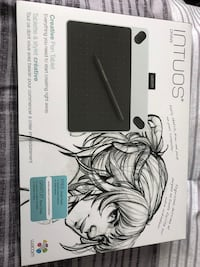 Wacom intuos creative pen tablet- barely used  Richmond Hill, L4B