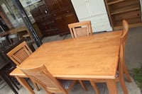 Table and 4 chairs Front Royal