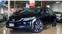 2015 Honda CIVIC EX - BLIND SPOT CAMERA|BACKUP CAMERA Toronto