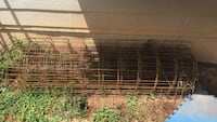 Concrete rebar and roll of wire mesh Gainesville, 30506