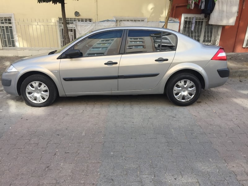 2006 Renault Mégane II 1.5 DCI AUTHENTIQUE 1