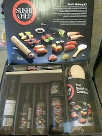 Never opened Sushi making kit New Concord, 43762