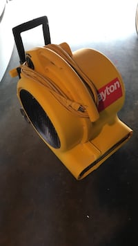 yellow and red Dayton air mover Poway, 92064