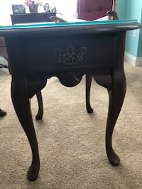 Cherry finish end tables  Garnet Valley, 19060