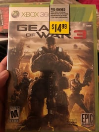 Gears of war 3 xbox 360 24 km