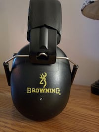Browning Ear Protection for Firearms Edmonton, T6C 0Y7