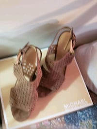Michael Kors high heels. size 6m and 6.5m