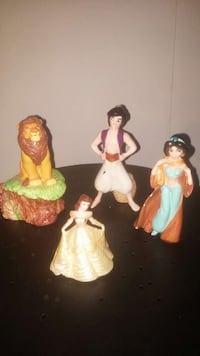 Disney ceramic collector figures Ontario, K2H 8G1