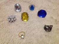 jewelry collection SF, 94123