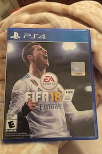 FIFA 18 PS4 ONLY