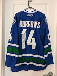 Canucks Jersey - Alex Burrows Surrey, V3R 0B4