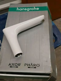 hansgrohe phauset and taps new in box full set Surrey, V3W 5X6