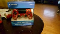 red and black Sony PS4 controller Mississauga, L5H