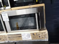 Stainless steel microwave  Dearborn, 48126