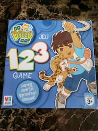 Diego board game