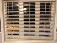 Faux Wood Blinds White Whitchurch-Stouffville, L4A 0S9
