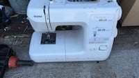white Brother electric sewing machine Roseville, 95678