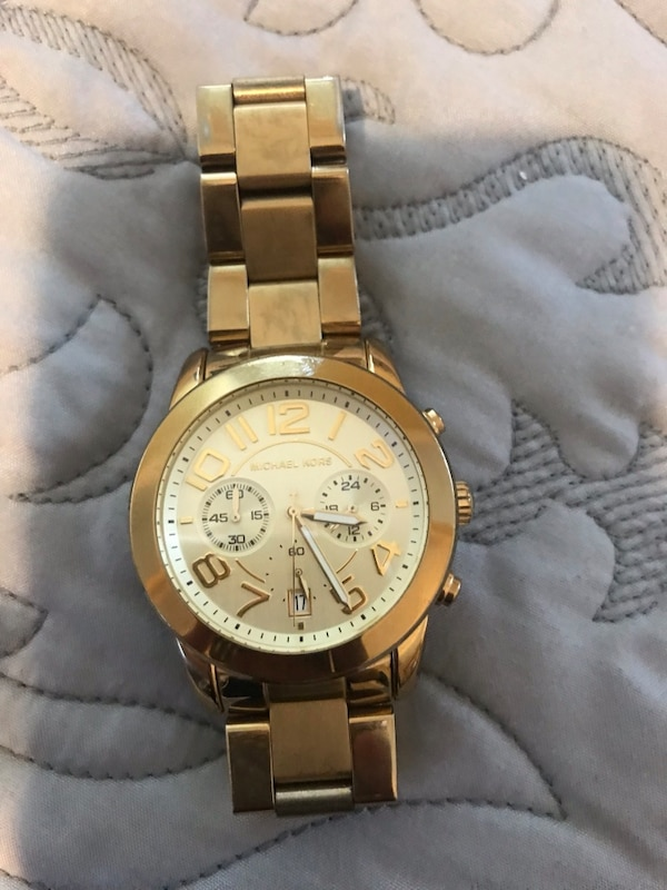 45c446b350b0 Used MICHAEL Kors watch for sale in Lawrenceville - letgo
