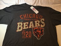 "CHICAGO BEARS ""MONSTER'S"" SHIRT Little Rock"