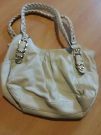 Tan leather shoulder bag Baldwinsville, 13027